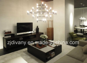 Divany New Style Black Wood TV Cabinet (SM-D35) pictures & photos