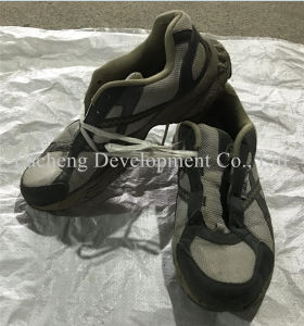 Good Quality Good Price Hot Sale in Africa Used Leather Shoes (FCD-005) pictures & photos