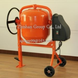 Cm260 (CM50-CM800) Zhishan Portable Electric Gasoline Diesel Cement Mixer pictures & photos