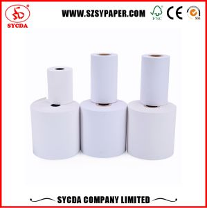 OEM Printing Factory 57mm 80mm Thermal Paper Rolls Three Proofing pictures & photos