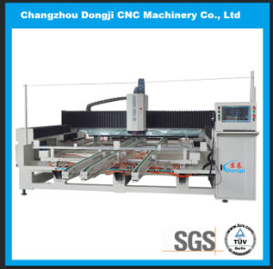 Horizontal CNC Glass Edging and Polishing Machine for Auto Glass pictures & photos