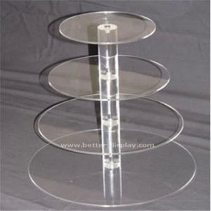 Xustom Clear Acrylic Candy Box Dividers (BTR-K4001) pictures & photos