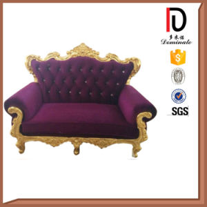 Manufacturer White Silver Wedding Decorate Sofa Chair (BR-LC) pictures & photos