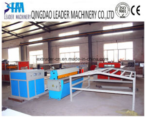 PC PS GPPS PMMA Plastic Sheet Extrusion Line pictures & photos