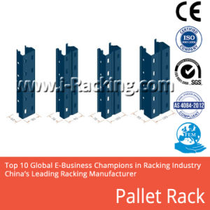 China Factory Hot Sale Warehouse Used Adjustable Heavy Duty Steel Pallet Rack pictures & photos