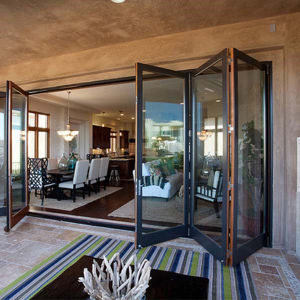 Aluminum Folding Doors/Bifold Doors/Patio Doors Design pictures & photos