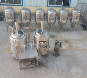 2500L Stainless Steel Beer Brewing Tanks, Draft Beer Machine pictures & photos