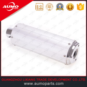 Muffler Canister for 50cc Four Stroke Scooter Motorcycle Parts pictures & photos