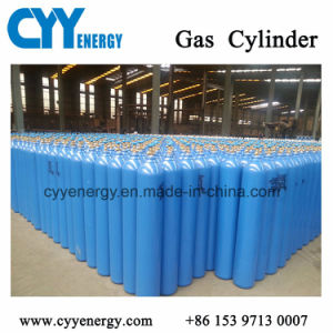 40L ISO High Pressure Seamless Steel Oxygen Gas Cylinder pictures & photos