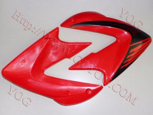 Yog Motorcycle Motorcycle Parts Fuel Tank Side Cover Shineray-200 pictures & photos