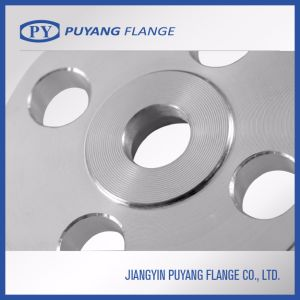 ANSI/ASME B16.5 150# Lap Jiont F316/316L Flange (PY0102) pictures & photos