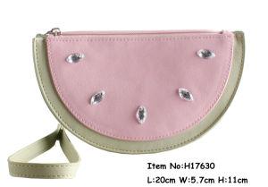 18ss Water Melon Shape Cute Handbag for Women pictures & photos