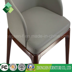French Style Ashtree Round Back Chair for Living Room (ZSC-21) pictures & photos