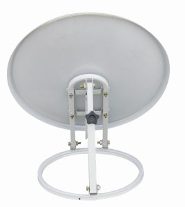 60 90 120 150cm Ku Band Satellite Offset Steel Iron Fiber Plate TV Digital HD Galvanized Parabolic Paraboloid Outdoor Dish Antenna pictures & photos