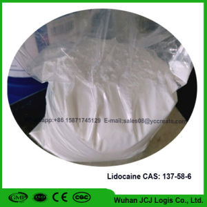 99% Local Anesthetic Raw Lidocaine for Pain Killer CAS 137-58-6 Lignocaine pictures & photos