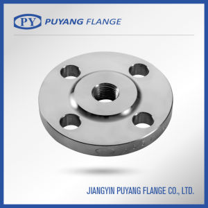 En 1092-1 Forged 1.4404/1.4437 Stainless Steel Plate Flange (PY00106) pictures & photos