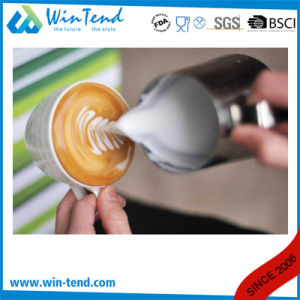 Wholesale Stainless Steel Cappuccino Cream Coffee Milk Cup with Scale pictures & photos