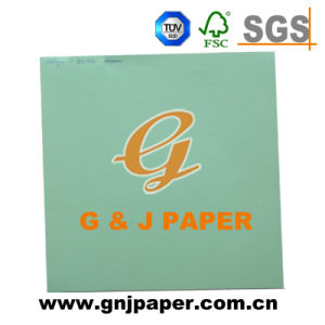 Wood Pulp Coated Paper Colour Card for Printing and Packaging pictures & photos