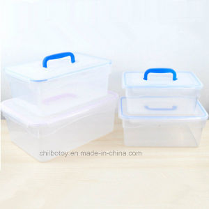 High Quality Various Single Plastic Food Box pictures & photos