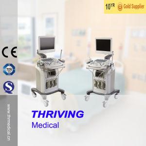 CE Quality 3D Color Doppler Ultrasound Scanner (THR-CD003Q) pictures & photos