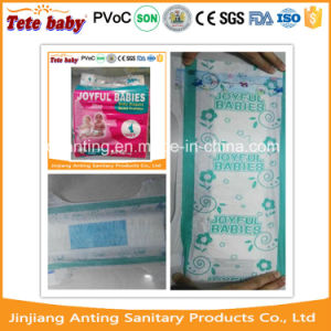 Dry Surface Absorption and Biodegradable Diaper Type Sleepy Baby Diaper pictures & photos