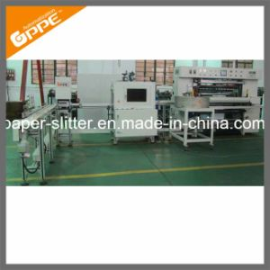 Newest Thermal Roll Slitter Machine pictures & photos