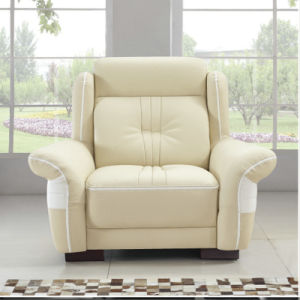 New Model Genuine Leather Sofa for Living Room Furniture (A31) pictures & photos