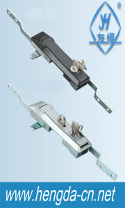 Industrial Rod Control Cabinet Lock 3 Point Rod Latch (YH8009) pictures & photos