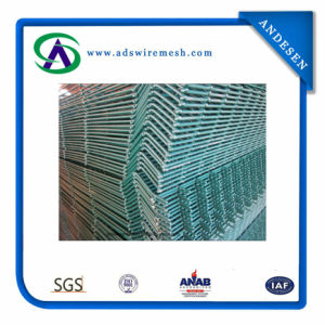 Triangle Bending Welded 3D Wire Mesh Fence pictures & photos