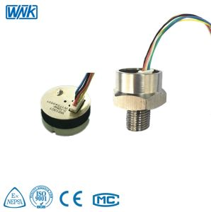 Low Cost 0.5V-4.5V I2c Output Ceramic Capacitive Pressure Sensor for Sanitary Application pictures & photos