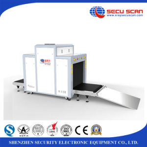 Airport Large X Ray Scanner 10080 X-ray Baggage Scanner for security check pictures & photos