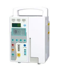 CE Approved Infusion Pump with Voice Alarm and Drug Store (IP-50) -Fanny pictures & photos