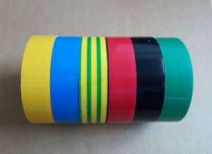 Fire Retardant PVC Electrical Insulation Tape pictures & photos