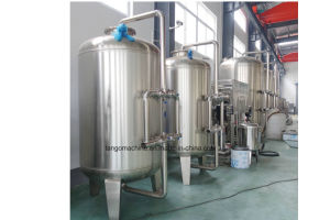 Reverse Osmosis Water Treatment System for Pet Bottling Filling Machinery Line pictures & photos
