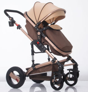New Design European Luxury Fold Baby Pushchair with Ce Certificate pictures & photos