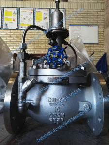 Diaphragm / Piston Stainless Steel Pressure Relief / Sustaining / Emergency Open Valve (GL500X) pictures & photos