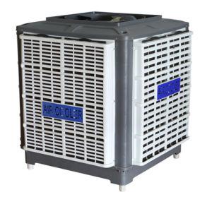 Myanmar Industrial Evaporative Air Cooler with Hightening Plastic Cooler Body pictures & photos
