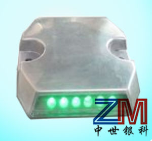 Aluminum Wired Road Stud / Raised Road Marker for Tunnel pictures & photos