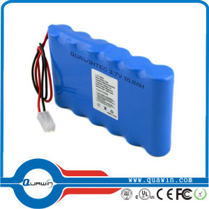14.8V 10000mAh Li-Polymer Battery Pack pictures & photos