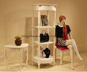 Multifunctional Display Cabinet for Garment Shop, Display Shelf, Display Case pictures & photos
