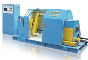 1000 Cantilever Single Stranding Twisting Machine pictures & photos