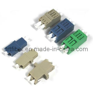 LC Fiber Optic Adaptor (Fiber Optic COnnector) pictures & photos