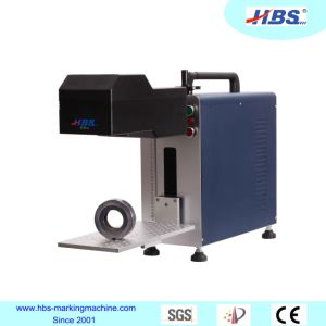3D Fiber Laser Marking Machine with The Marking Area of 300*300mm pictures & photos