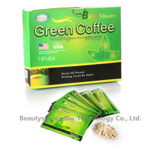 High Quality Natural Green Herbal Health Slimming Coffee pictures & photos