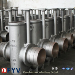 API 6D Underground Flat Gate Valve pictures & photos