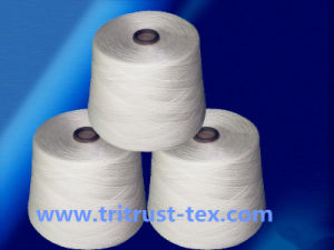 (2/30s) Spun Polyester Yarn Sewing Yarn pictures & photos
