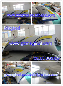 PVC Made Inflatable Water Blob for Jumping (MIC-421) pictures & photos