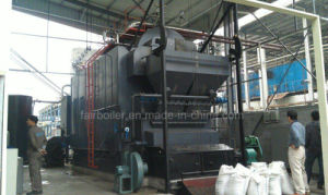 Automatic Bagasse /Rice Husk /Palm Kernel Shell Fired Industrial Biomass Boiler
