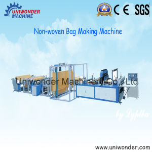 Rt-F600 Non-Woven Fabrics Handle Bag Making Machine