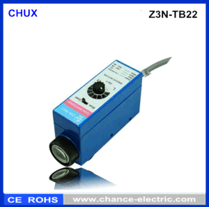Photoelectric Sensor Distance Digital Light Color Mark Sensor (Z3N-TB22)